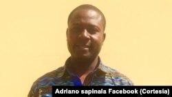 Adriano Sapinala, Unita, Angola