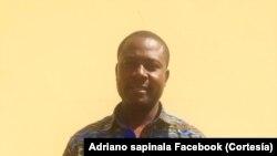 Adriano Sapinala acusa MPLA