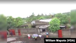 Imediações da lixeira de Hulene, Maputo