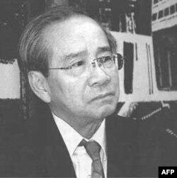 Ông Võ Văn Ái, Chủ tịch Ủy ban Quyền làm người Việt Nam
