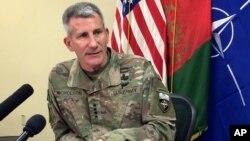 Afg'onistondagi AQSh va NATO kuchlari qo'mondoni general Jon Nikolson