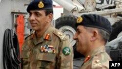 Pakistanın kəşfiyyat rəhbəri Vaşinqtonda görüşlər keçirir