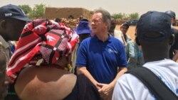 Reportage de Kassim Traoré, envoyé spécial à Koundougou pour VOA Afrique