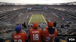 ທ່ານ Jim McIngvale ເຈົ້າຂອງຮ້ານ ເຟີນີເຈີ ໄດ້ສັນຍາ ຈະສົ່ງເງິນຄືນ ແກ່ລູກຄ້າ ຖ້າຫາກທິມ Seahawks ຂອງນະຄອນ Seattle ຊະນະ Super Bowl.