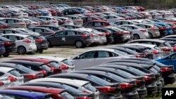 Las ventas de autos en Estados Unidos en septiembre mostraron resultados mixtos.