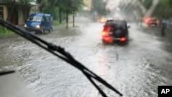 کشته شدن ۱۴ تن در سیلاب ها در مرکز اروپا
