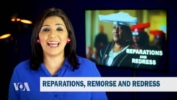 Reparations, Remorse and Redress