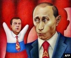 Rus Liderler Koltuklarını Değiştirecek