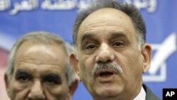 عکس آرشیوی از صالح المطلق، معاون نخست وزیر عراق