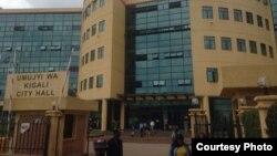 La mairie de Kigali, au Rwanda, 23 mars 2017.