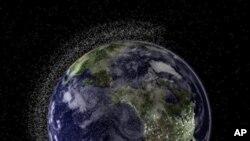 บริษัทออสเตรเลียพัฒนาระบบติดตามขยะอวกาศด้วยแสงเลเซอร์