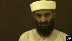 파키스탄에서 은신할 당시 오사마 빈라덴의 모습. (자료사진)