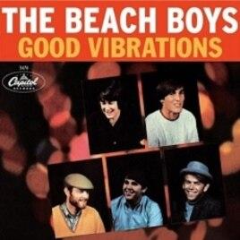 """The Beach Boys """"Good Vibrations"""" CD"""