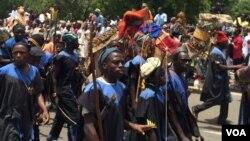 Hawan Nasarawa na bikin Sallah a Kano