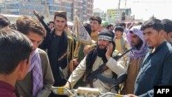 طالبان کے جنگجوؤں نے بدھ کو بدخشاں صوبے کے دارالحکومت فیض آباد پر قبضہ کر لیا ہے۔