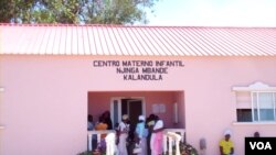 Centro materno infantil do Kalandula