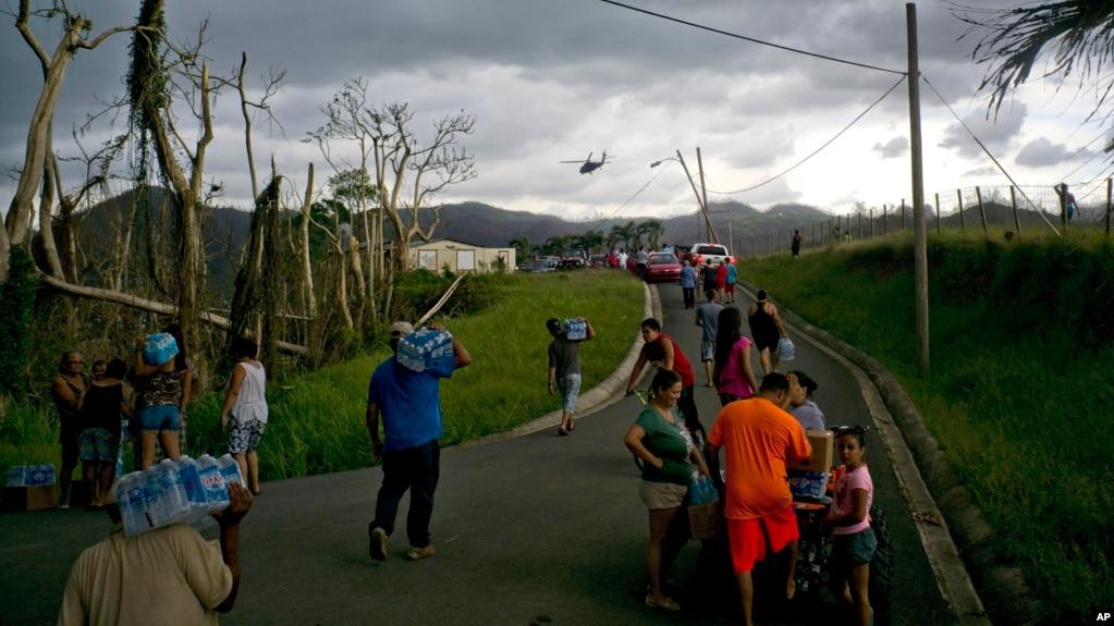 En un inicio sólo se reportaron 64 muertos, pero según el gobernador de Puerto Rico la cifra no fue bien calculada, según indica un reporte.