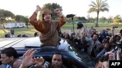 NATO Operasyonu Kaddafi Çekilinceye Kadar Sürecek