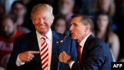 Flynn ရဲ႕ လုပ္ေဆာင္ခ်က္မ်ား ဥပေဒနဲ႔ေလ်ာ္ညီဟု သမၼတTrump ခုခံ