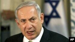 베냐민 네타냐후 이스라엘 총리. (자료사진)