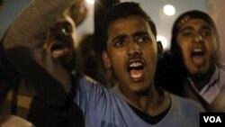 Кадр из фильма «Тахрир: площадь освобождения»