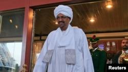 苏丹总统巴希尔 (资料照片)