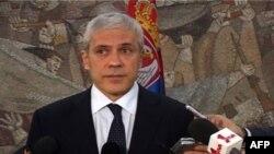 Da znamo gde je, uhapsili bismo Mladića već danas, rekao je predsednik Srbije Boris Tadić u Beogradu, 9. decembra 2010.