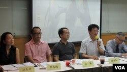台湾学者在近期中国大陆内外情势的座谈会上就居住证问题发表看法