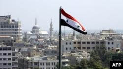 Alîyek ji paytexta Sûrîyê, Şam