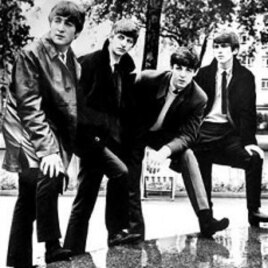 British pop band The Beatles, John Lennon (left) Ringo Starr, Paul McCartney and George Harrison (right) (file photo)