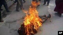 Social Injustice Fuels Self-Immolation Protests