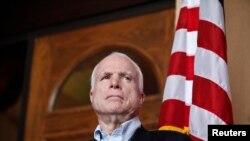 سناتور مک کین: کجاست آن اوبامایی که از مسوولیت قدرتهای بزرگ سخن می گفت؟