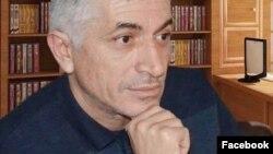 Aqil Mahmudov (Foto Aqil Mahmudovun Facebook səhifəsindəndir)