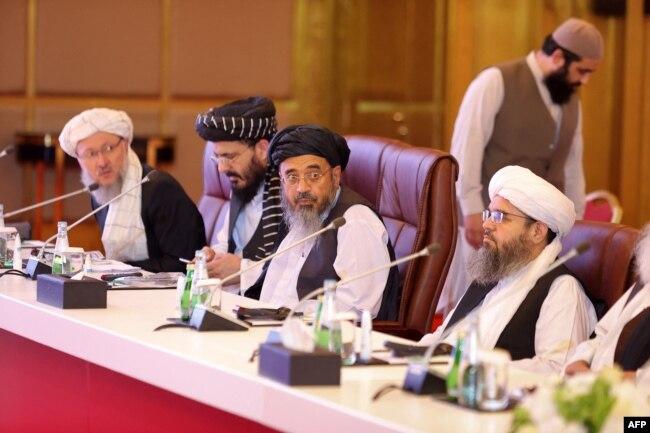 افغان حکومت اور طالبان کے درمیان قطر کے دارالحکومت دوحہ میں دو روزہ مذاکرات اختتام پذیر ہو گئے ہیں۔