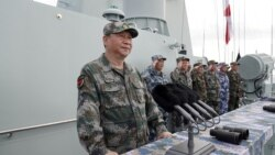 时事大家谈:中国实弹军演,台海危机再现?