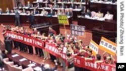 台灣有意讓大陸民眾了解民主運作。