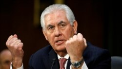 တရုတ္နဲ႔ရုရွားအေရး Tillerson စိုးရိမ္