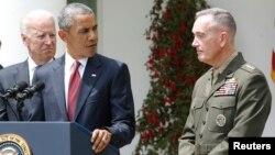 El presidente Barack Obama, nominó al general Joseph F. Dunford, para ser el nuevo jefe del Estado Mayor Conjunto.