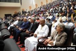 Lors de l'investiture de Idriss Deby Itno (VOA/André Kodmadjingar)