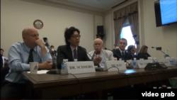 美國國會眾議院外交關係委員會聽證會論中國崛起 (視頻截圖)