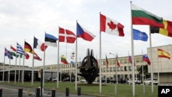 NATO'ya üye ülkelerin savunma bakanları iki günlük bir toplantı için İttifak'ın Brüksel'deki karargahında biraraya geldi.