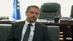 Radojica Tomić, ministar za zajednice i povratak u Vladi Kosova.