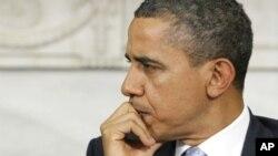 奧巴馬敦促支持就業法案。
