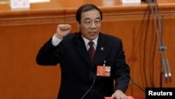 中国两会众高官、修宪投票和人事变动(38图)