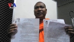 Monk Forced to Stop Advocating for Landless, Released (Cambodia News in Khmer)