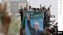 Общественные волнения в Тегеране не стихают