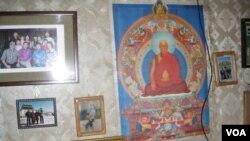 達賴喇嘛訪蒙古俄羅斯信徒想見面