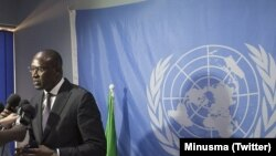 Wasaden Mahamadou Hawa Gassama ye Minisiri Abdulaye Jop Wele Wasa Blola