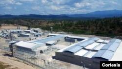 La seguridad en las cárceles es una prioridad para el gobierno de Honduras (Cortesía)