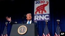 VaDonald Trump vari pamusangano webato ravo